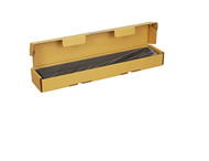 PANEL CABLE MGMT BLANK 1 RMS 12 PK