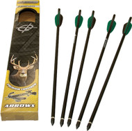 5 pack 18in Easton Arrows w/ Field Point