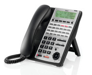 BE110278 24 Button Full-Duplex IP Tel BK