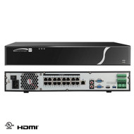 16 Channel Network 8TB NVR