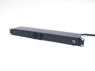 15 Amp 10 Outlet Surge-Protected PDU
