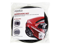 Rear Sun Shade Kit