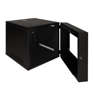 Wall Mount Enclosure Cabinet 12 RMS