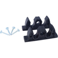 Panther Spare Pole Clips - Rubber [KPPC]