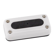 """Seaview Cable Gland w\/Cover - White Powder Coated Stainless Steel f\/Wire Up to 10.6mm\/0.5"""" [CGM17SW]"""