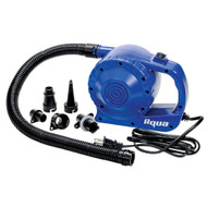 Aqua Leisure Heavy-Duty 110V Electric Air Pump w\/5 Tips [AQX19075P3]