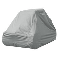 Carver Performance Poly-Guard Low Profile Wide Sport UTV Cover - Grey [3010P-10]