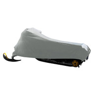 Carver Performance Poly-Guard Small Snowmobile Cover - Grey [1001P-10]