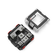 T-Spec VPNB2 MANL 2 Position All-In-One Distribution Block w\/Cover [VPNB2]