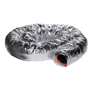 """Dometic 25 Insulated Flex R4.2 Ducting\/Duct - 4"""" [9108549910]"""