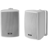 """FUSION 4"""" Compact Marine Box Speakers - (Pair) White [MS-OS420]"""