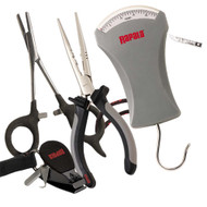 Rapala Combo Pack - Pliers, Forceps, Scale  Clipper [RTC-6PFSC]
