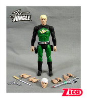 Comic Action Heroes Jet Jungle