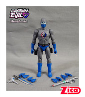 Comic Action Heroes Captain Evil's Henchman