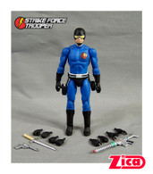 Comic Adventure Heroes Strike Force Trooper
