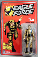 Eagle Force Classic Cat (Gold Variant)