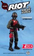Eagle Force Retro RIOT Commando