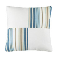 SAVANNAH STRIPE PIECED PILLOW