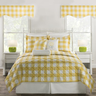 COTTAGE CLASSIC YELLOW QUILT