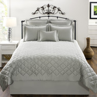 CARLYLE QUILT GREY