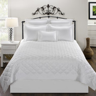CARLYLE QUILT WHITE