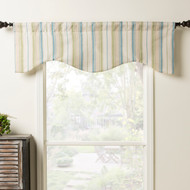 BAY STRIPE VALANCE