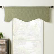 PARROTS ISLAND SOLID VALANCE