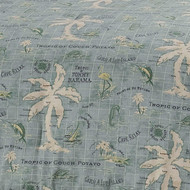 Island Song Surf Fabric
