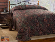 MIXED PINE BEDSPREAD