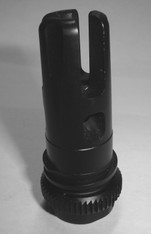 AAC 51T BRAKEOUT FLASH HIDER 2.0 1/2-28