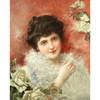 Portrait Painting Entitled 'Isabella'