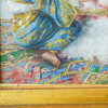 Orientalist Painting Depicting the Sultan's Favorite Concubine