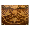 Neo-classical Ormolu-mounted Parquetry and Satinwood Marquetry Center Table