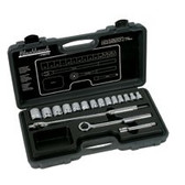 "BLACKHAWK 17 PIECE 1/2"" DRIVE SOCKET SET"