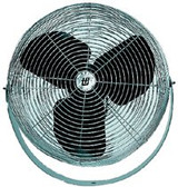"TPI CORP. 18"" 3-SPEED WORK STATIONFAN 1-PHASE-115"