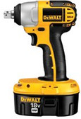 DEWALT 18V COMPACT IMPACT WRENCH