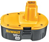 DEWALT 18V XRP BATTERY