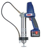 LINCOLN INDUSTRIAL 2 SPEED 14.4V CORDLESS GREASE GUN (1 BATTERY)