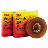 "3M 2520 VARNISHED CAMBRICTAPE 3/4""X60'"