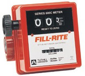 "FILL-RITE 3/4""IN-LINE FLOW METER"
