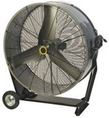 "AIRMASTER FAN COMPANY 36"" DIRECT DRIVE 4-IN-1MANCOOLER 4 MOUNTING OP"