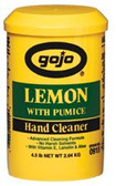 GOJO 4-1/2LB HAND CLEANER W/PUMICE CREME-TYPE