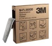 "3M 5""X50' FOLDED MAINTENANCE SORBENT 3BOXES/CASE"