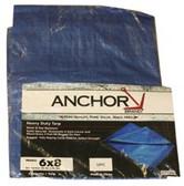 ANCHOR 11008 10'X12' POLY TARP WOVEN LAMIN