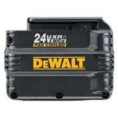 DEWALT BATTERY PACK 24.0 VOLTFAN COOLED XR