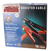 COLEMAN CABLE BOOSTER CABLE- 16'500 AMP INSULATED