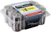 RAYOVAC D ALKALINA BATTERY RECLOSABLE 12-PACK