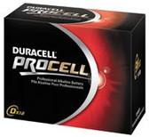 DURACELL D-CELL BATTERY