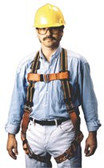 MILLER BY HONEYWELL DURAFLEX STRETCHABLE HARNESSES