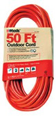 WOODS WIRE EXTENSION CORD 12/3 X100 FT ORAN